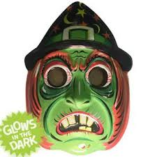 vintage masks vac tastic plastic retro a go go