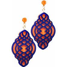 flirties earrings flirties collegiate trend collection