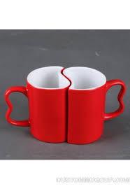 heart shaped mugs that fit together heart shaped mug buybrinkhomes