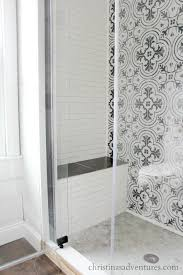 Shower Designs With Bench Walk In Shower Design Christinas Adventures