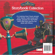 chuggington storybook collection activity packs works