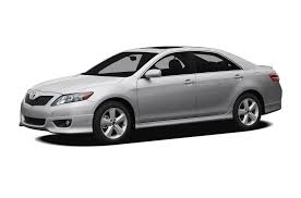 2011 toyota camry new car test drive
