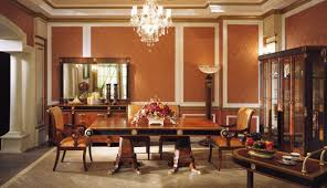 empire series dining room luxury furniture and lighting