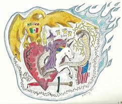 Mexican Flag Tattoos Flag Eagle Tattoo