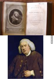 Samuel Johnson Meme - samuel johnson the world s oldest meme 9gag