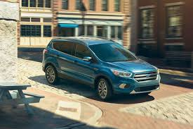 Ford Escape Engine - 2017 ford escape debuts with two new engines new face