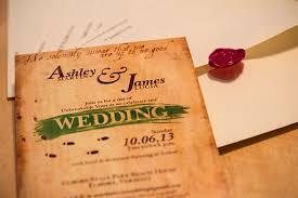 harry potter wedding invitations harry potter wedding invitations on behance