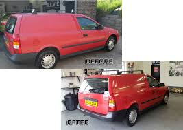 paint restoration and protection storforth lane valeting