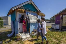 a tiny forever home university of oregon students team up to