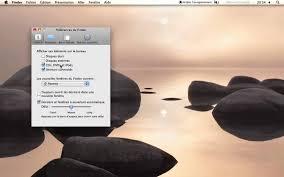 afficher disque dur bureau mac comment afficher ou cacher disque dur du bureau