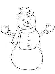 download coloring pages snowman coloring page make a snowman