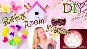 5 diy spring room decor ideas u2013 easy diy room decorations for