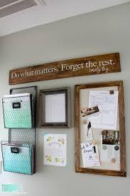 Diy Entryway Organizer 25 Best Office Wall Organization Ideas On Pinterest Room
