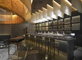 Best Bar Lighting  Ceiling Designs Images On Pinterest Bar - Restaurant bar interior design ideas