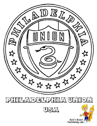 philadelphia coloring pages