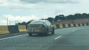 brazil volkswagen spied 2018 volkswagen vento seen in brazil lowyat net cars