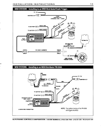 chevy hei wiring with msd 6al to hei wiring diagram gooddy org