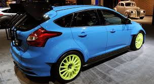 ford focus st aftermarket 2012 galpin auto sports focus st supercars