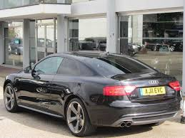audi a5 coupe used used audi a5 2011 black paint petrol 2 0t fsi edition coupe for