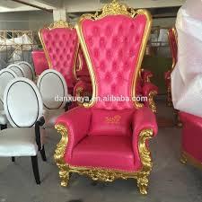 danxueya nail salon furniture high back throne beauty salon chair
