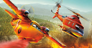 planes fire rescue characters join smokey bear wildfire