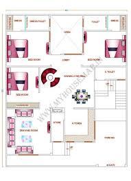 home design for 50 gaj house map front elevation design house map building design