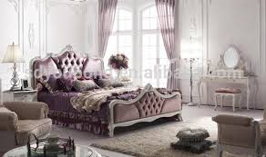 Chinese Bedroom Set Yb09 Chinese Manufacture Solid Wood White Elegant Bedroom Set