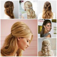 updo hairstyles half updo hairstyles casual updo hairstyles for