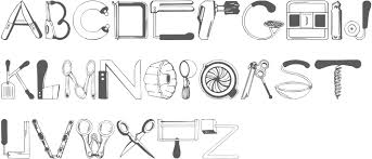 Kitchen Cooking Utensils Names by Kitchen Utensils With Names