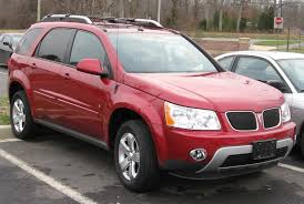 fully customized pontiac torrent to have sophisticated driving