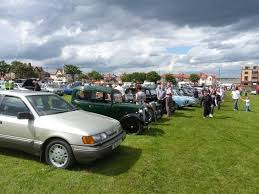 classic car show seaburn classic car show tyne and wear