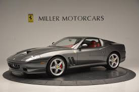 ferrari superamerica 2005 ferrari superamerica stock 4306 for sale near greenwich ct