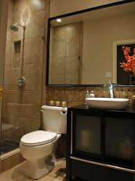 Contemporary Small Bathroom Ideas by 5 Must See Bathroom Transformations Hgtv