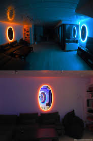 bedrooms best neon room ideas decor trends with lights for