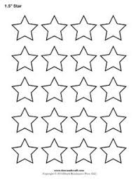 multiple sizes of star template pages on this site including