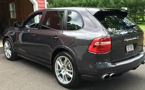 2008 Porsche Cayenne S - lowered my 2009 cayenne turbo s with durametric rennlist