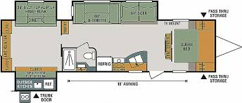 everest rv floor plans everest rv floor plans fresh new 2018 k z inc sportsmen 323bhk