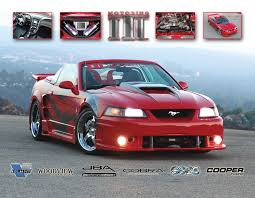 Ford Mustang Black Widow Ivan Tampi 2001 Mustang Cobra With His Black Widow Ii Bodykit