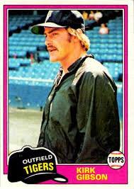 detroit tigers baseball cards