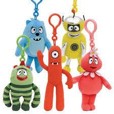 kids yo gabba toys ebay