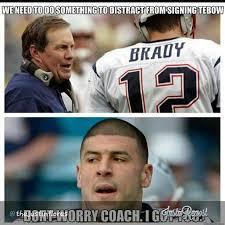 Funny New England Patriots Memes - tombrady aaronhernandez nfl newengland hernandez patriots 81