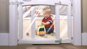 Baby Gate Hardware The First Years Everywhere Gate For Your Kids Youtube
