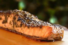 cuisine pavé de saumon pavé de saumon au rub gaspésien recette épices de cru