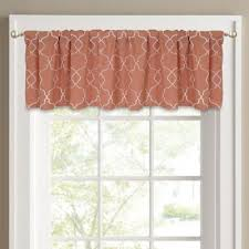Bed Bath And Beyond Window Valances Buy Coral Window Valances From Bed Bath U0026 Beyond