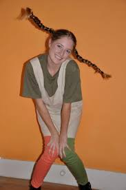 pippi longstocking costume pippi longstocking costume 4 steps with pictures