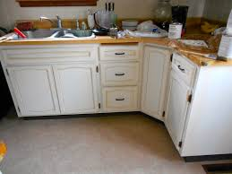 Kitchen Cabinet Kit by Furniture Cozy Tile Flooring With White Rustoleum Cabinet
