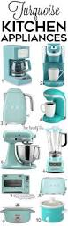 turquoise kitchen decor u0026 appliances