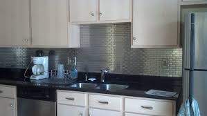 Kitchen Backsplash Panels Stainless Steel Backsplash Sheets Classic Chandelier Remodeled By