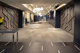 Upholstered Banquettes Mannington Showrooms At Neocon U2014 Range Projects