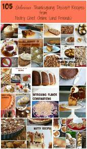 105 delicious thanksgiving desserts recipes up